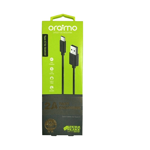 Oraimo 2A FAST CHARGING CABLE FOR ANDROID (TYPE C